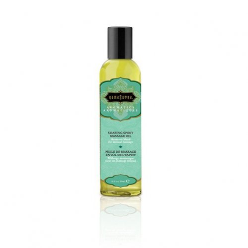 Olejek do masażu - Kama Sutra Aromatic Massage Oil Soaring Spirit 59 ml