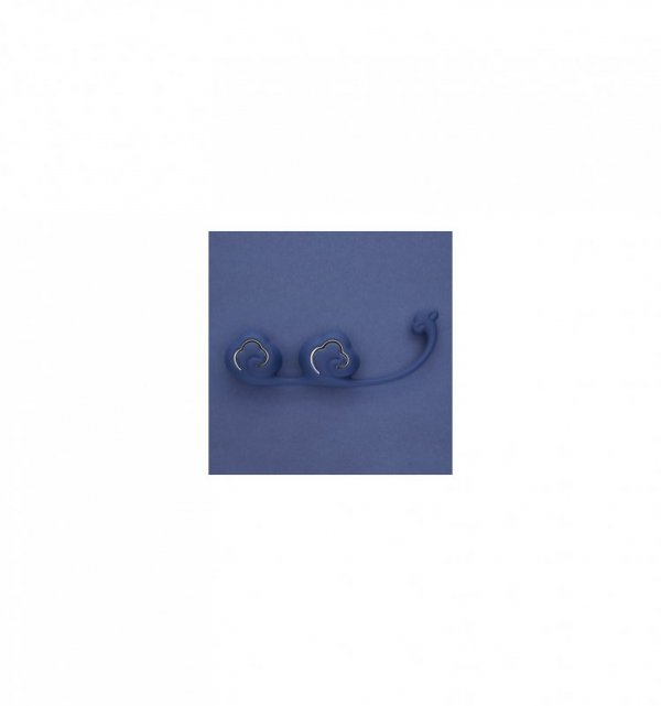 Chmurki dla mięśni kegla AVE - Stratos (niebieskie)