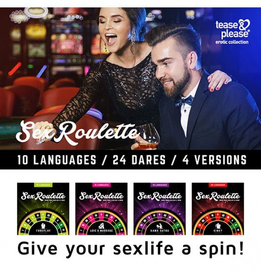 Tease&Please Sex Roulette Love & Marriage