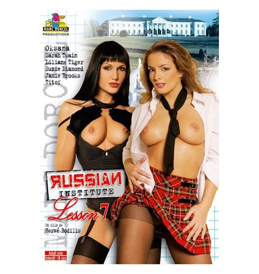 DVD Marc Dorcel - Russian Institute: Lesson 7