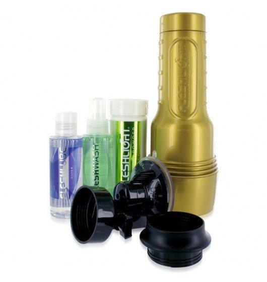 Masturbator Zestaw Fleshlight - Stamina Training Unit Value Pack