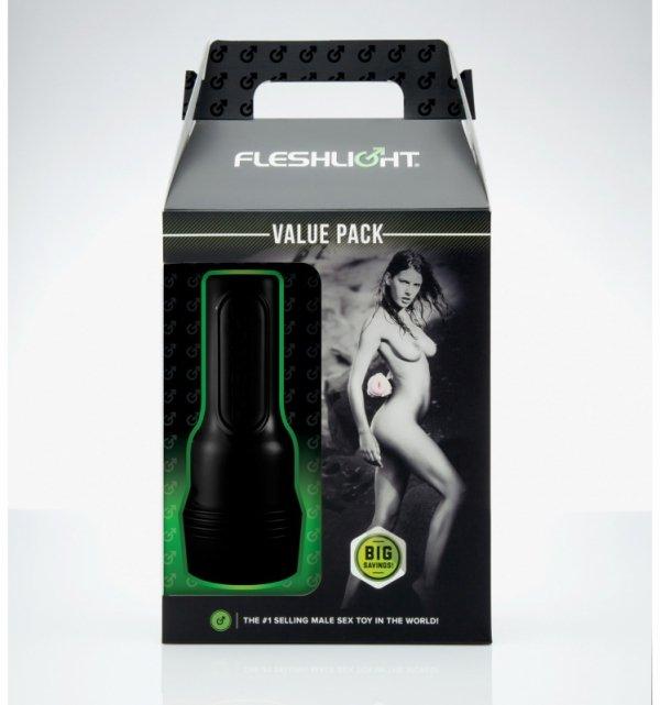 Masturbator  zestaw Fleshlight - Pink Lady Value Pack