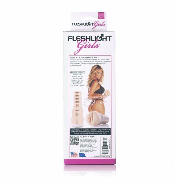 Masturbator Fleshlight Girls - Jessica Drake Heavenly