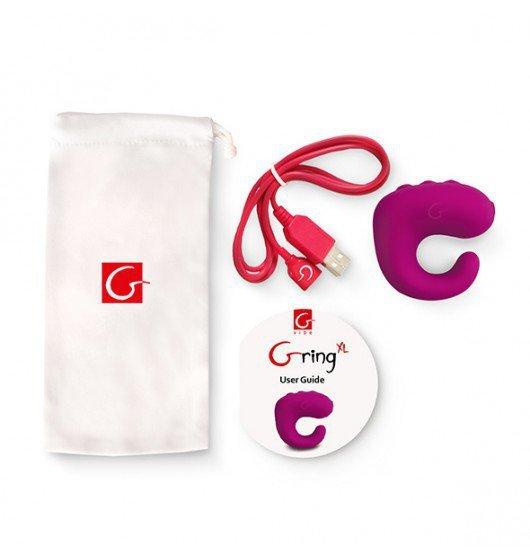 Wibrator Gvibe GringXL Sweet Raspberry