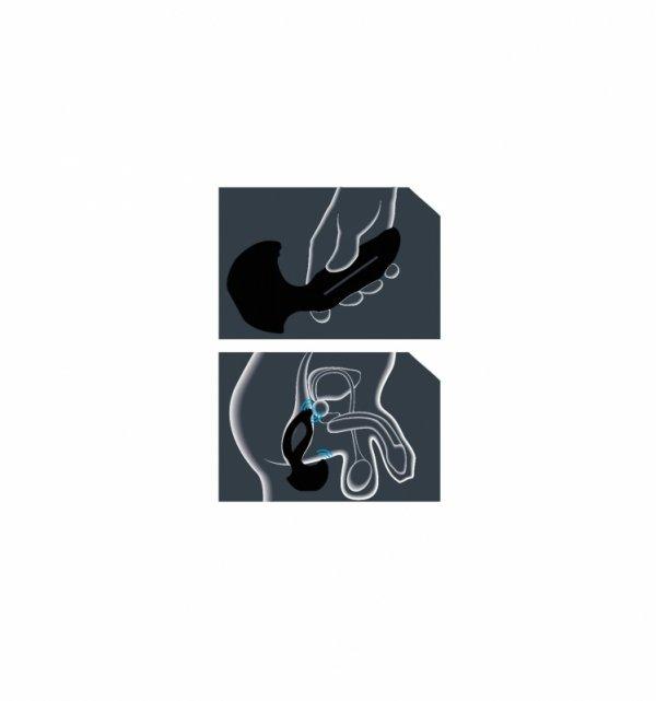 Joy Division XPANDER X3 Medium - Stymulator Prostaty