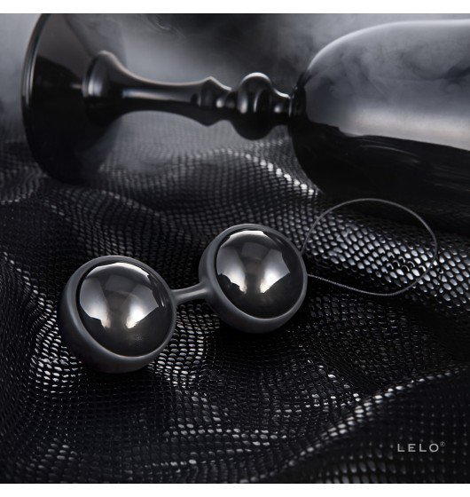Koraliki -LELO - Luna Beads Noir