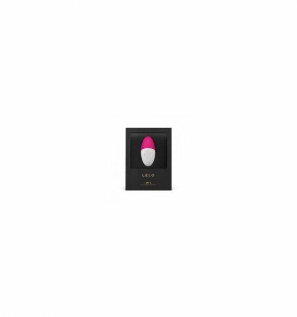 Wibrator LELO - Siri 2, cerise