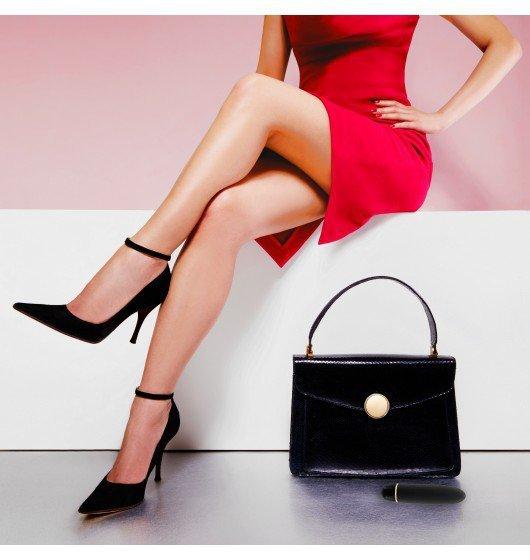 Rianne S - Classique Vibe Stud Black
