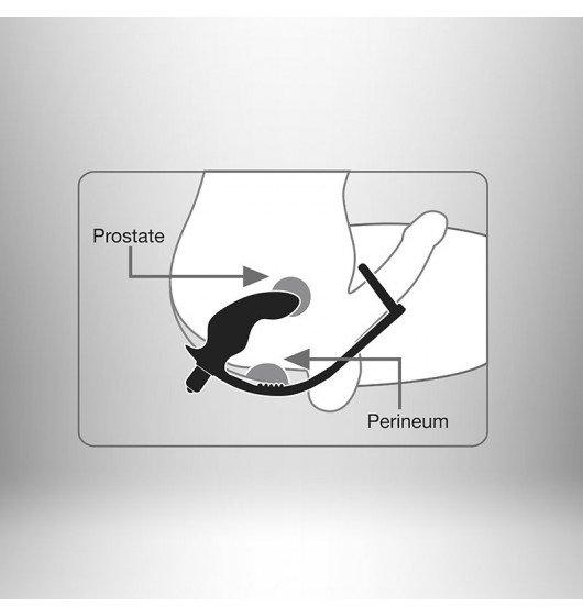 Stymulacja prostaty Rocks-Off - RO-ZEN Pro black