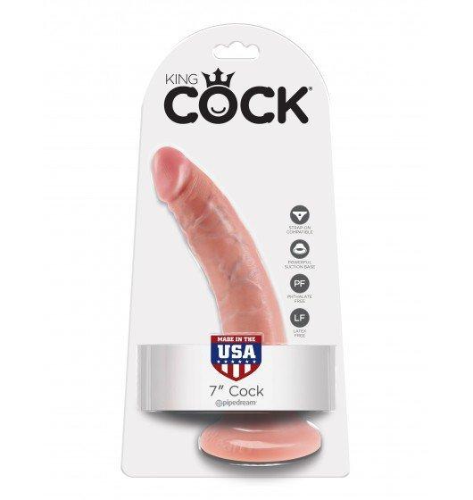 """King Cock 7"""" Cock Flesh"""