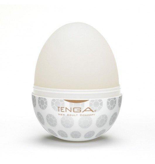 Dyskretny Masturbator- Tenga - Hard Boiled Egg - Crater