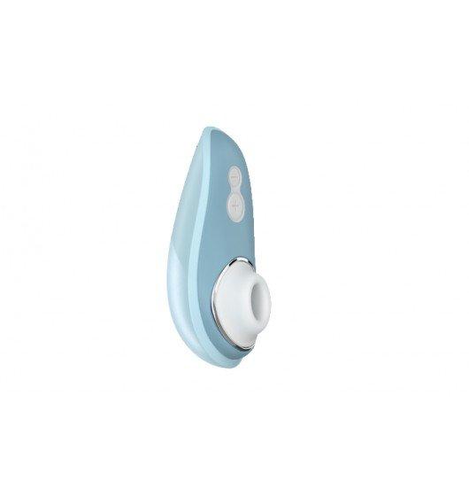 Bezdotykowy Stymulator Womanizer Liberty Pastel Blue