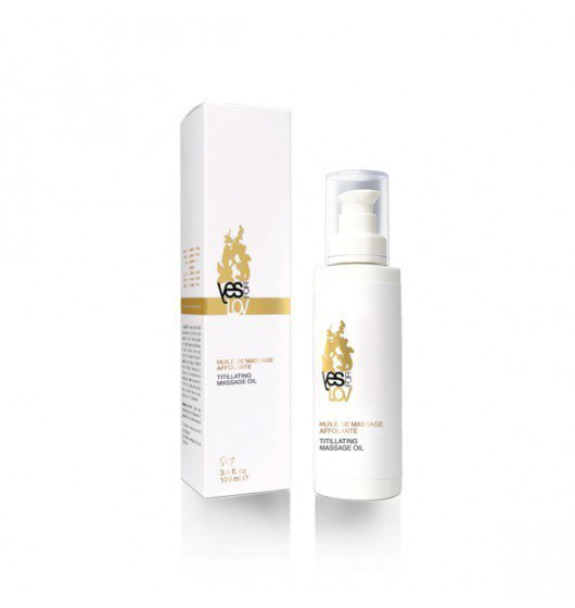 Ponętny Olejek Do Masażu- YESforLOV Titillating Massage Oil 100ml