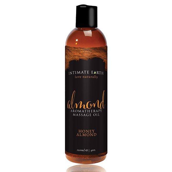 Olejek do masażu - Intimate Earth Massage Oil Almond 120 ml