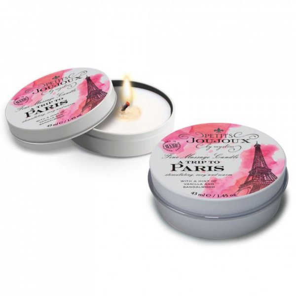 Świeca do masażu - Petits Joujoux Massage Candle Paris 33 gram