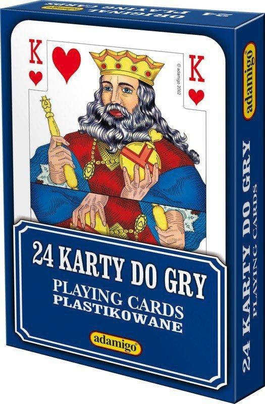 Karty Standard 24 listki