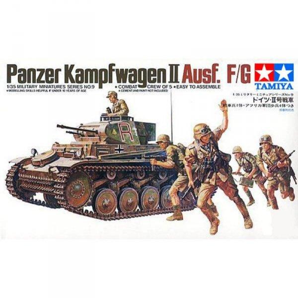 German Pzkpfw II Kit