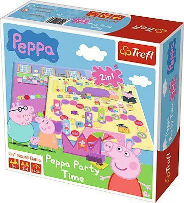 Gra Peppa Party Time