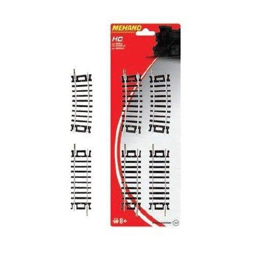HO Tory 2 x prosty 3' (76,2 mm), 2 x ŁUK 10R457,2 mm
