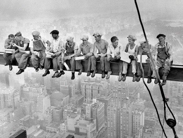 1000 elementów, Lunchtime w Nowym Yorku