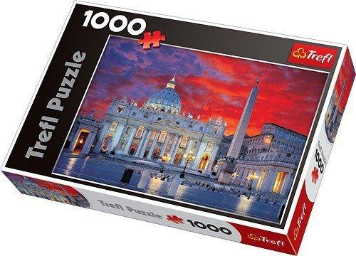 1000 elementów, Bazylika Św. Piotra, Rzym