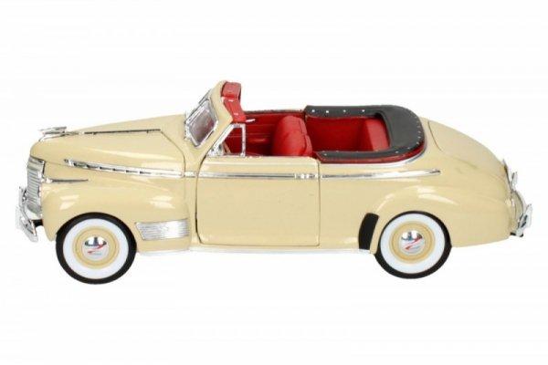 Chevrolet Special De Luxe, kremowy