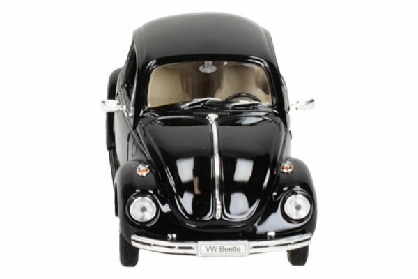Volkswagen Beetle, czarny