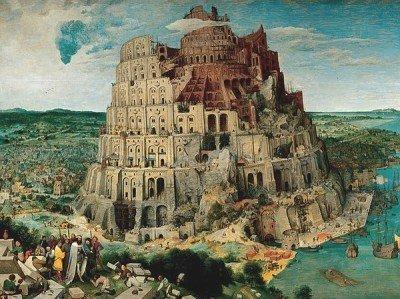 5000 ELEMENTÓW Bruegel, Wieża Babel