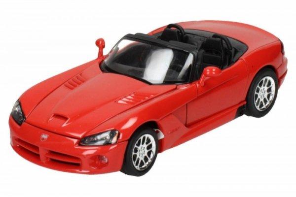 Dodge Viper, czerwony