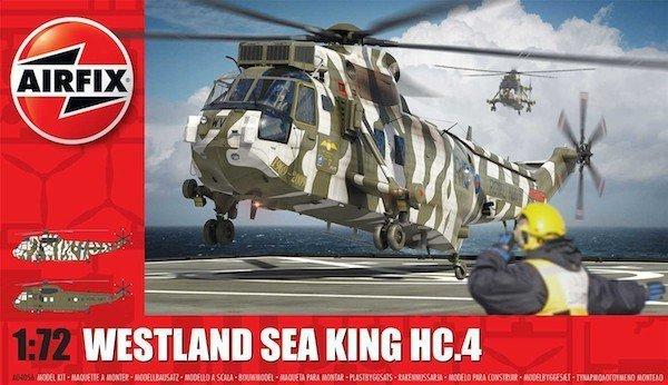 Weatland Sea King HC.4