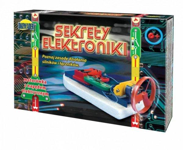 Sekrety Elektroniki Motorówka
