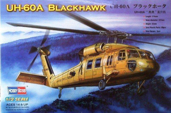 HOBBY BOSS UH-60A Blackh awk