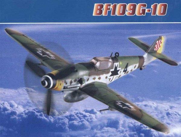 HOBBY BOSS Messerschmitt Bf 109 G-10