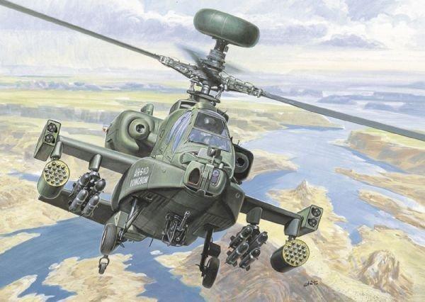 ITALERI AH-64D Longbow A pache
