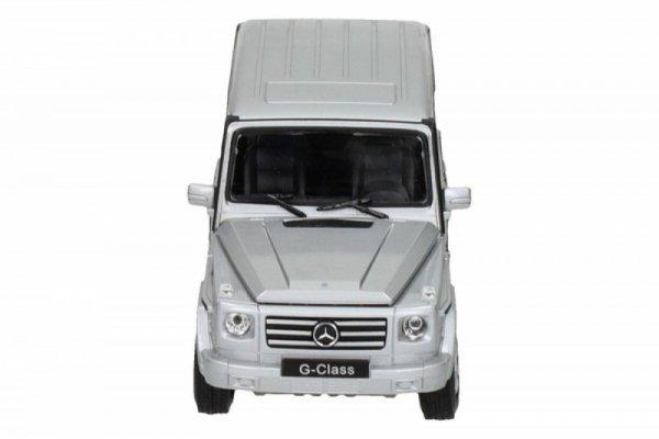 WELLY Mercedes-Benz G-Cl ass, srebrny