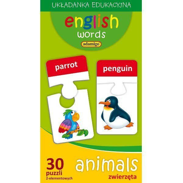 Zestaw Edukacyjny Zwierzęta