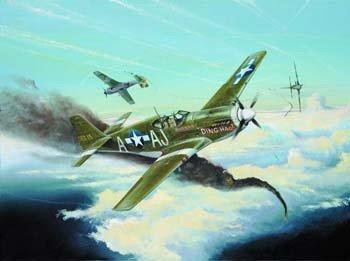 TRUMPETER P-51B Mustang