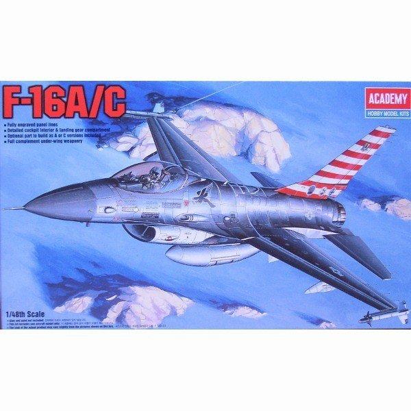 Model Plastikowy F-16A/C