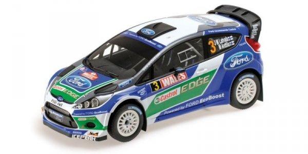 Ford Fiesta RS WRC Ford
