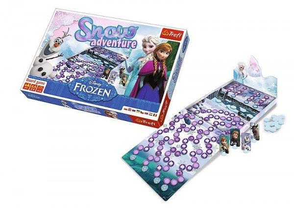 Gra Frozen - Snow adventure