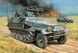 ZVEZDA Sd.Kfz.251/3 Ausf .B
