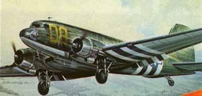 ITALERI Dakota DC-3 C-47 'Skytrain'