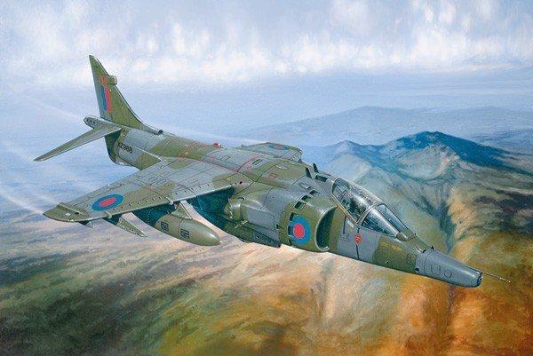 ITALERI Harrier GR.3 'Fa lkland'