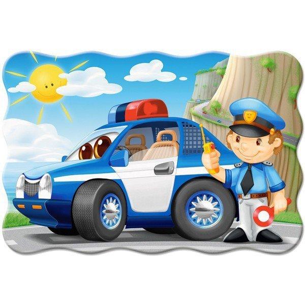 20 EL. MAXI Patrol policyjny