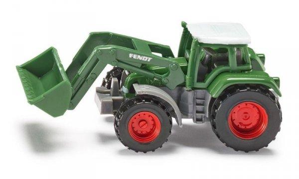 Traktor Fendt ze Spycharką