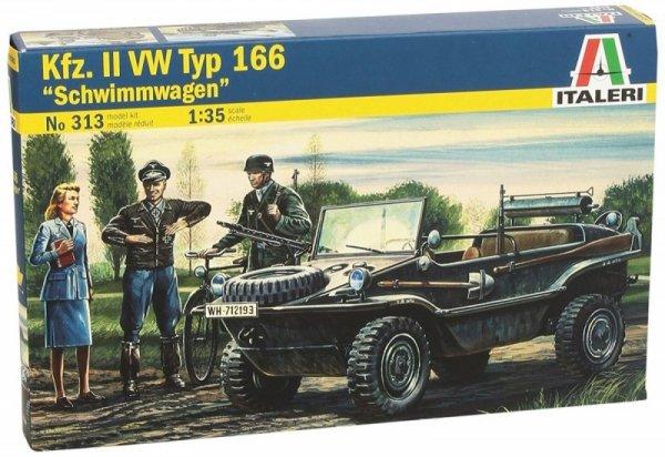 Kfz II VW Typ 166 Schwimmwagen