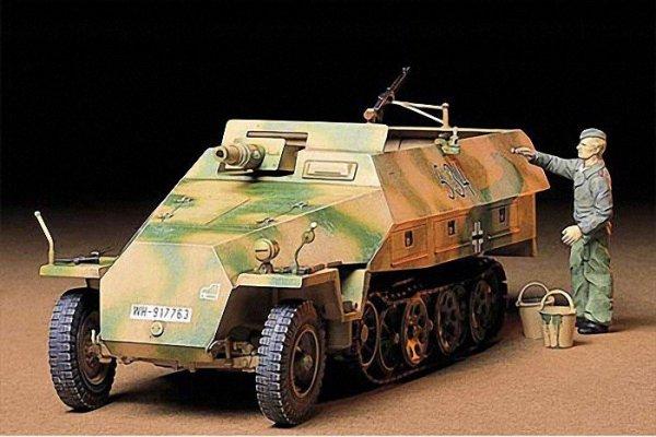 TAMIYA German Sdkfz 251/ 9 Kannwgn