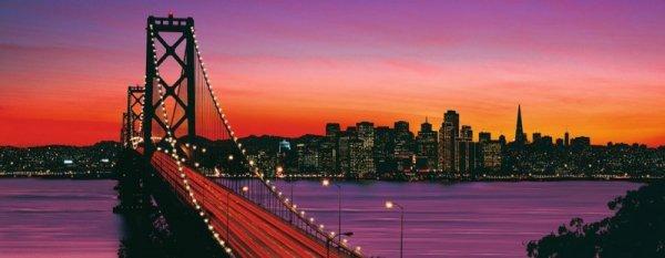 1000 ELEMENTÓW Panorama San Francisco