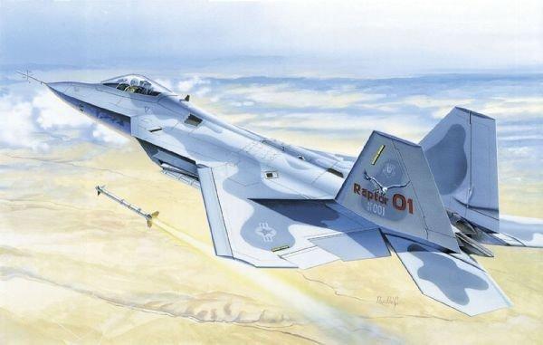ITALERI F-22 Raptor