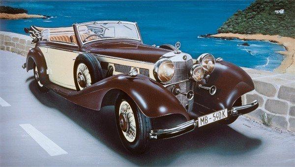 ITALERI Mercedes-Benz 54 0K